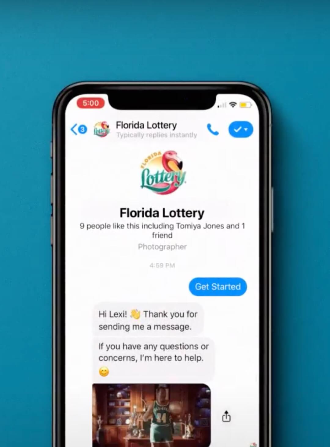 FL-Lot Chat Bot